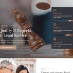 strona internetowa prawnika